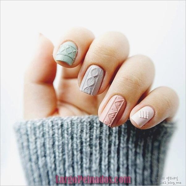 Imágenes creativas de uñas en 3D (11)