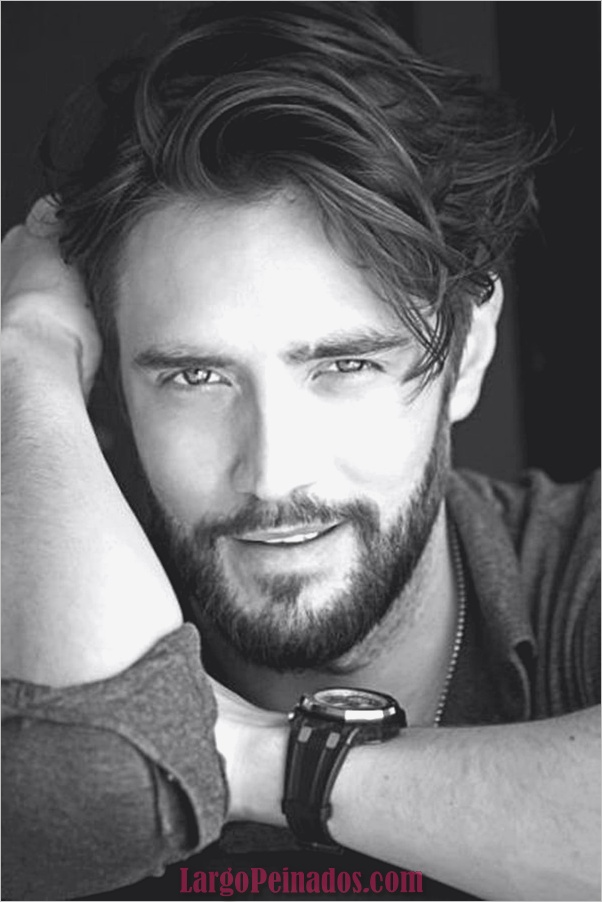 Lindos estilos de barba corta y completa para hombres (4)