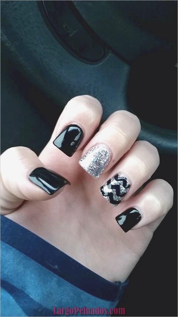 Ideas y diseños de uñas de gel (4)