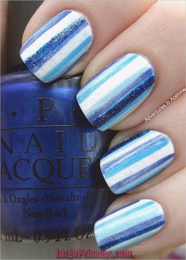 Ideas creativas y bonitas de diseños de uñas (13)