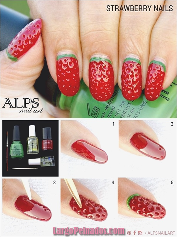 Fácil DIY Nail Art Designs