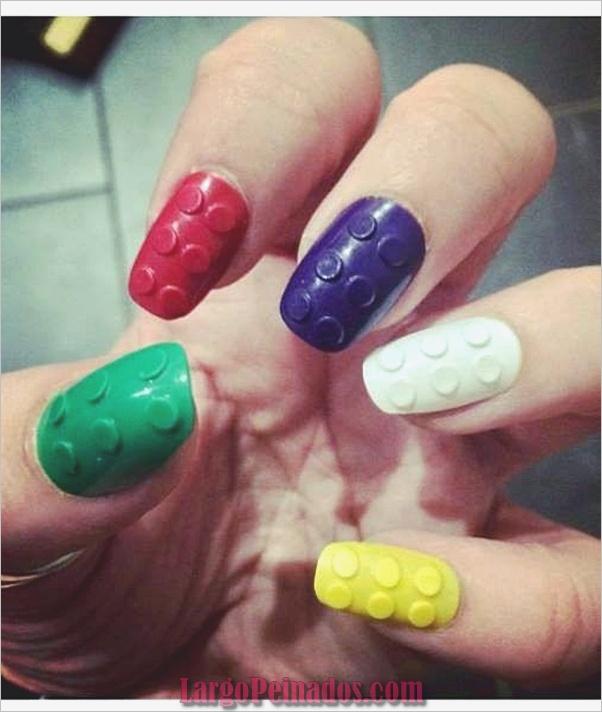Imágenes creativas de arte de uñas en 3D (3)