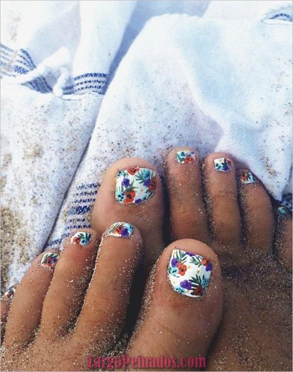 Diseños de uñas para los pies (3)