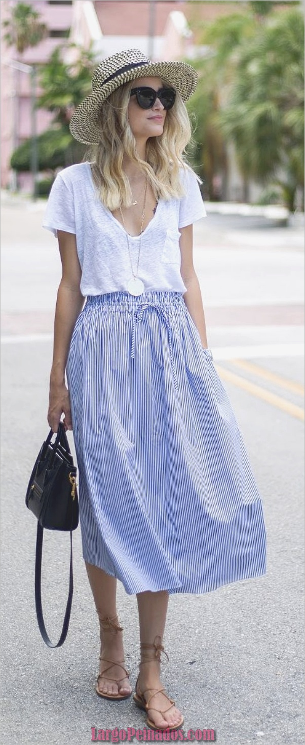 Lindos trajes de verano