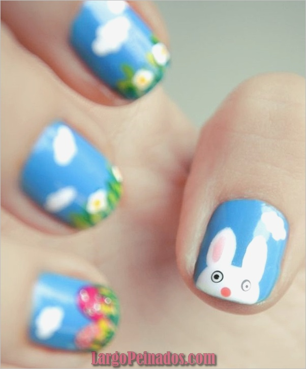 Diseños De Arte De Uñas De Pascua (7)