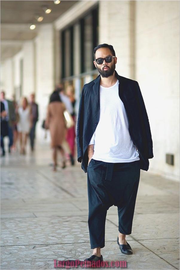 Trajes de estilo de moda para hombre19