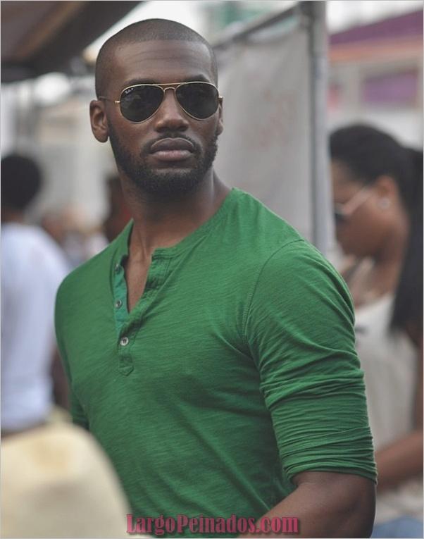 Últimos estilos de corte de pelo para hombres negros11