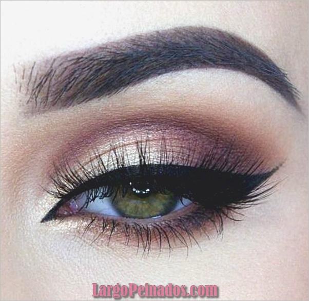 Ojos de maquillaje con capucha-y-tutorial-3