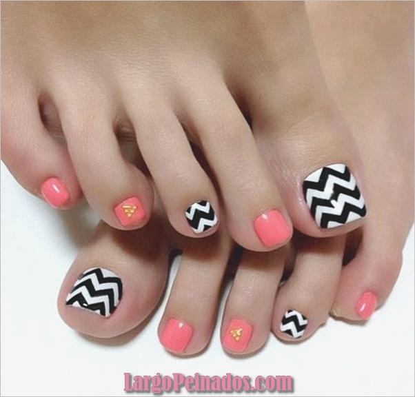 Diseños de uñas para los pies (8)