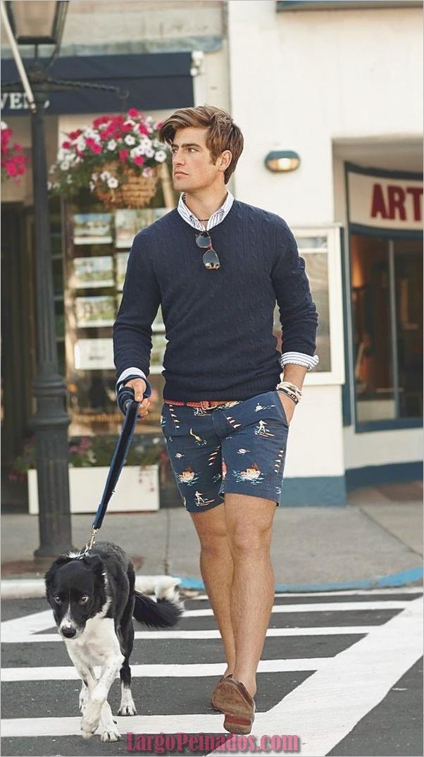 Trajes de estilo de moda para hombres38