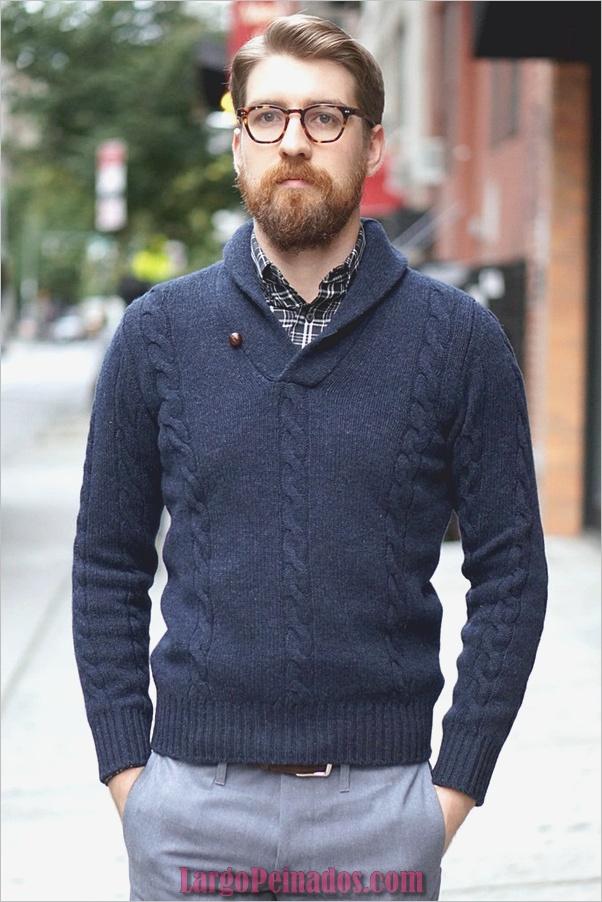 Trajes de moda de invierno para hombres en 2019 (5)