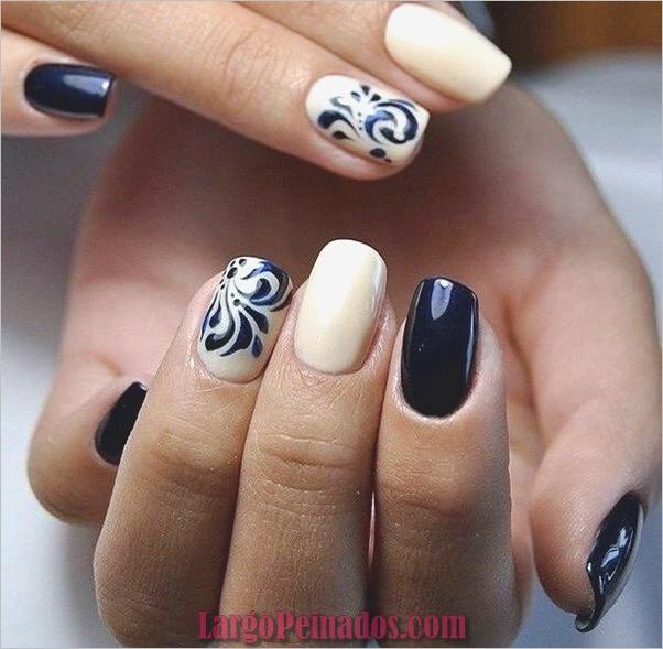 Ideas creativas y bonitas de diseños de uñas (18)