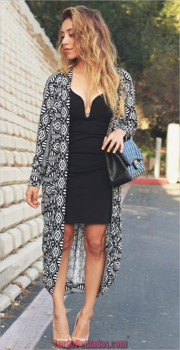 Formas elegantes de vestir Kimono con estilo
