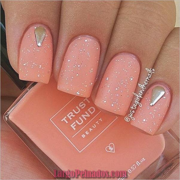 Colores populares de uñas de primavera de 2019 (16)