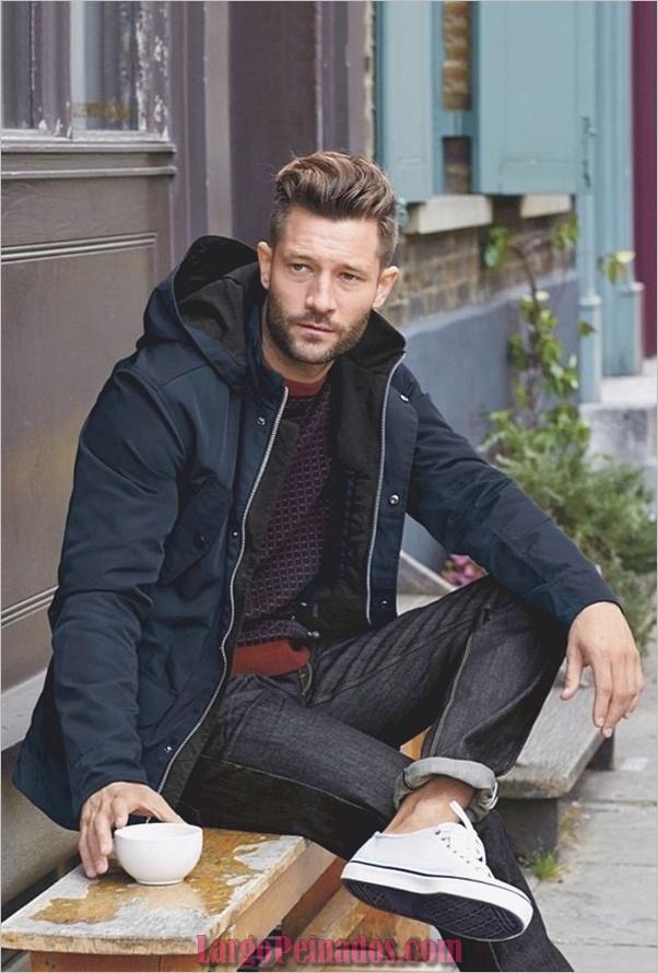 Trajes de moda de invierno para hombres en 2019 (7)