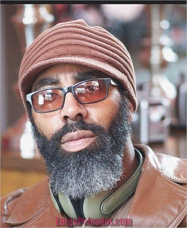 77 best black men beard styles amp mustache styles for 2019 - 600×731