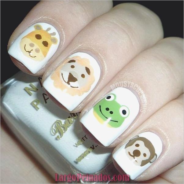 Estampados de uñas de animales (3)