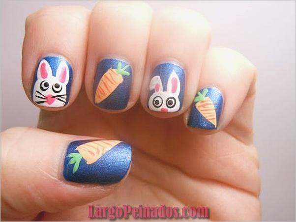Diseños De Arte De Uñas De Pascua (4)
