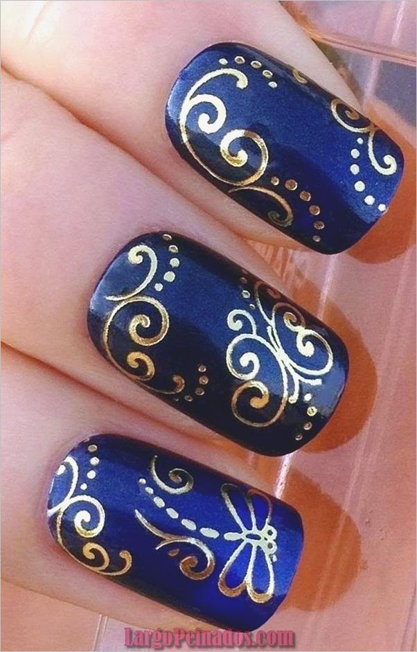 Diseños de arte de uñas de vacaciones (25)