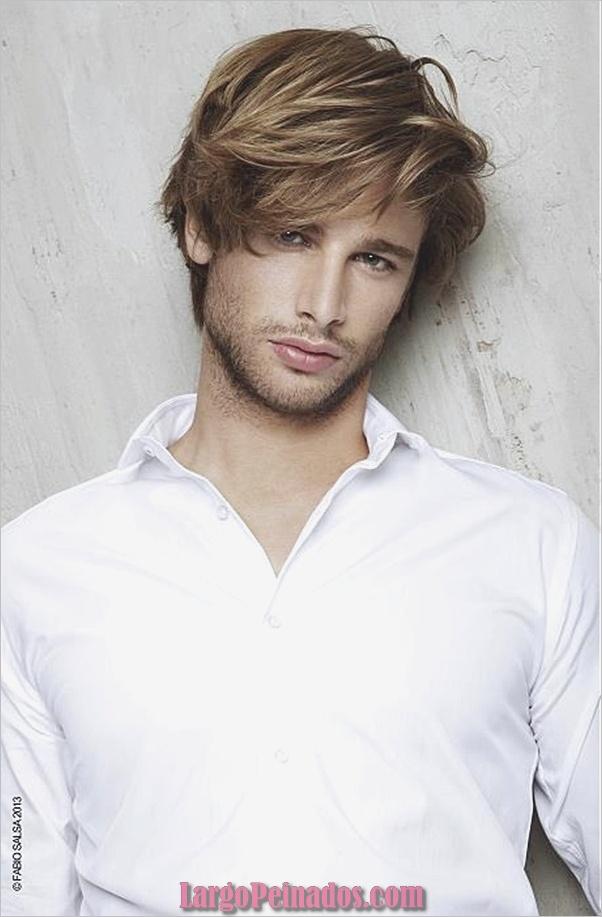Últimos peinados largos para hombres (2)
