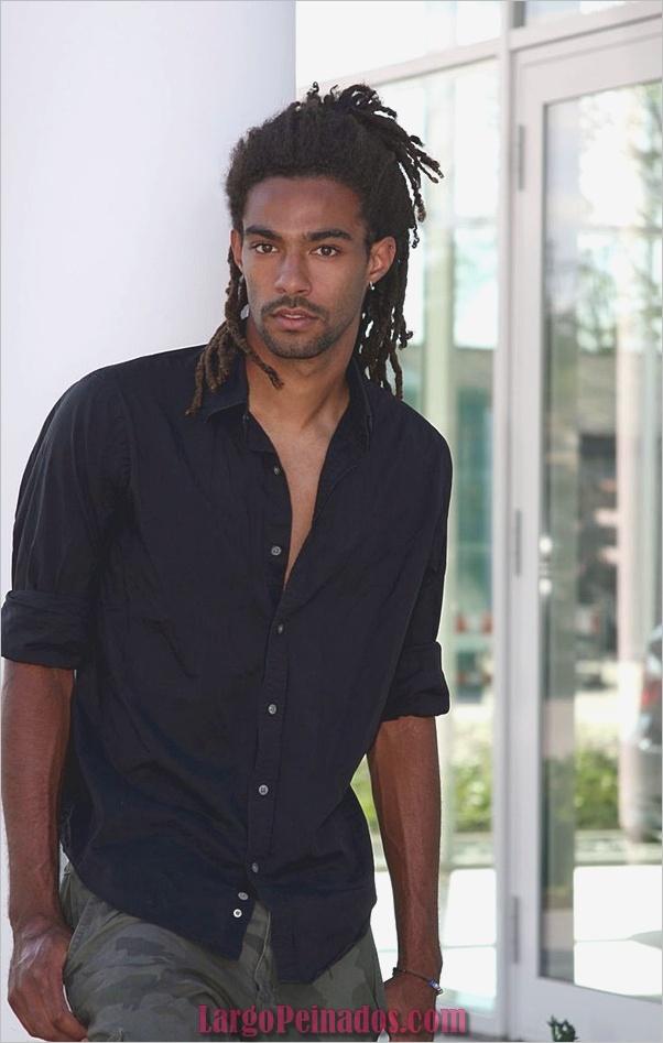 Últimos estilos de corte de pelo para hombres negros26