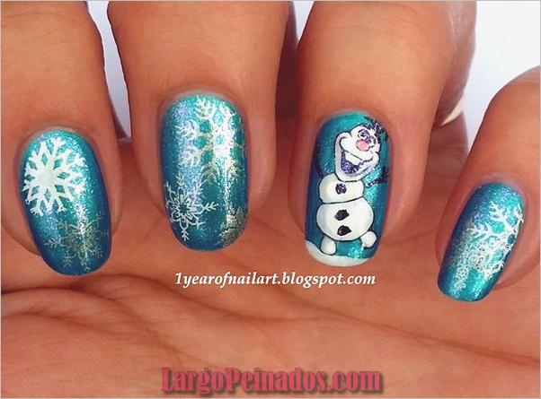 Ideas creativas y bonitas de diseños de uñas (3)