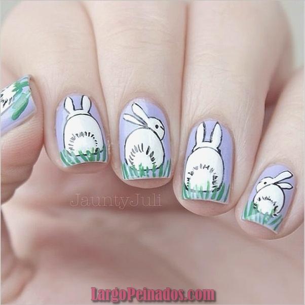 Diseños De Arte De Uñas De Pascua (11)