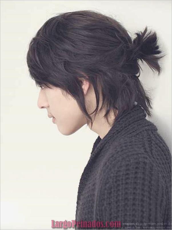 Últimos peinados largos para hombres (12)