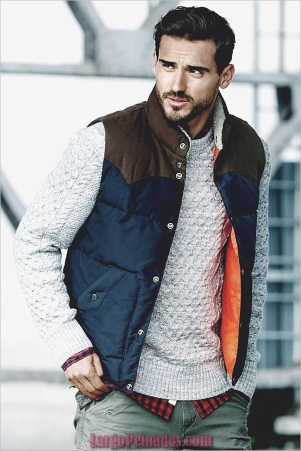 Trajes de moda de invierno para hombres en 2019 (25)