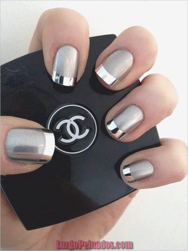 Ideas y diseños fáciles de esmalte de uñas (2)