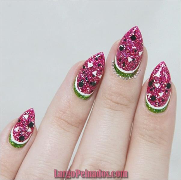 Diseños de arte de uñas de verano y colores00003