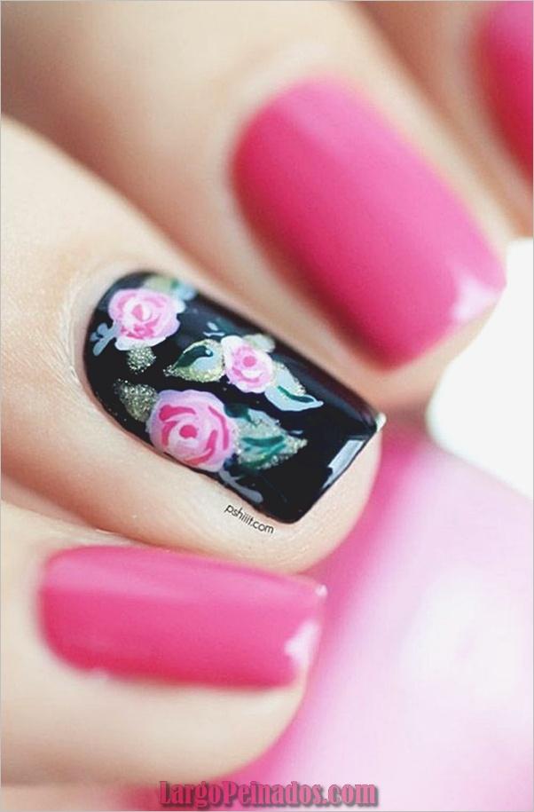 Ideas creativas y bonitas de diseños de uñas (14)