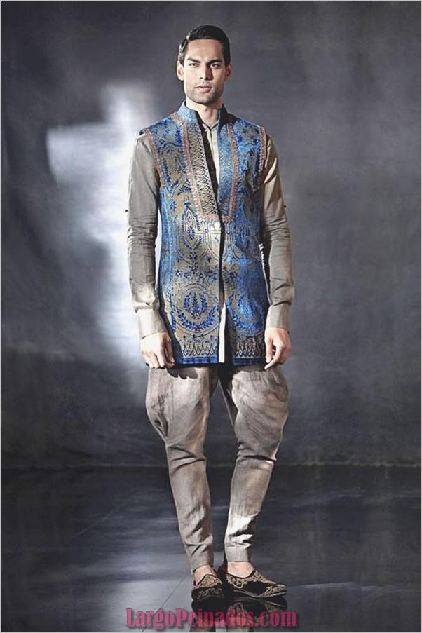 Elegantes vestidos y trajes indios27.1