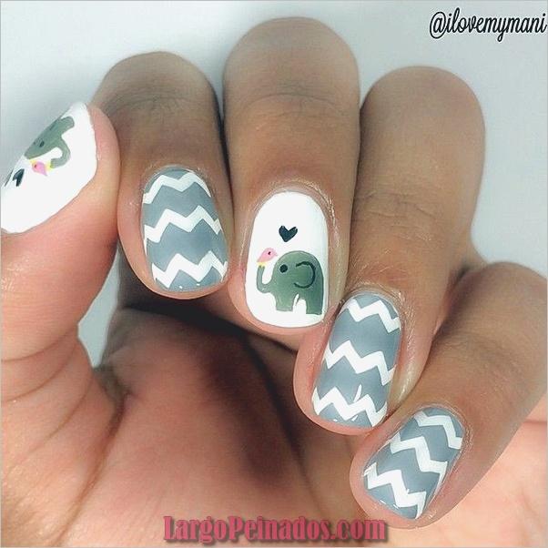 Fotos creativas de arte de uñas en 3D (5)