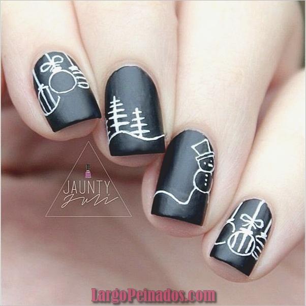 Diseños de arte de uñas de vacaciones (18)