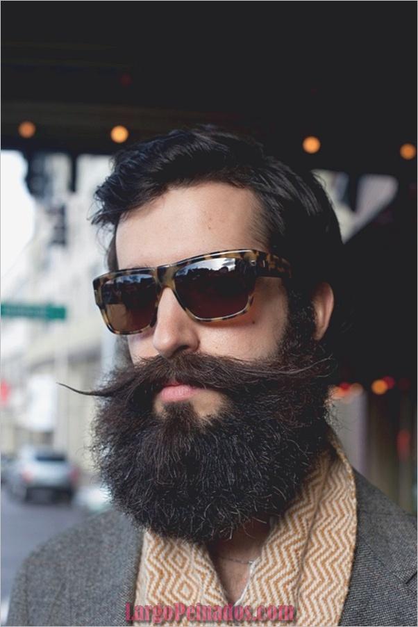 Lindos estilos de barba corta y completa para hombres (20)