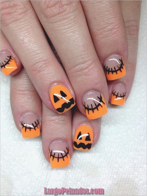 Ideas y diseños de arte de uñas de Halloween (2)