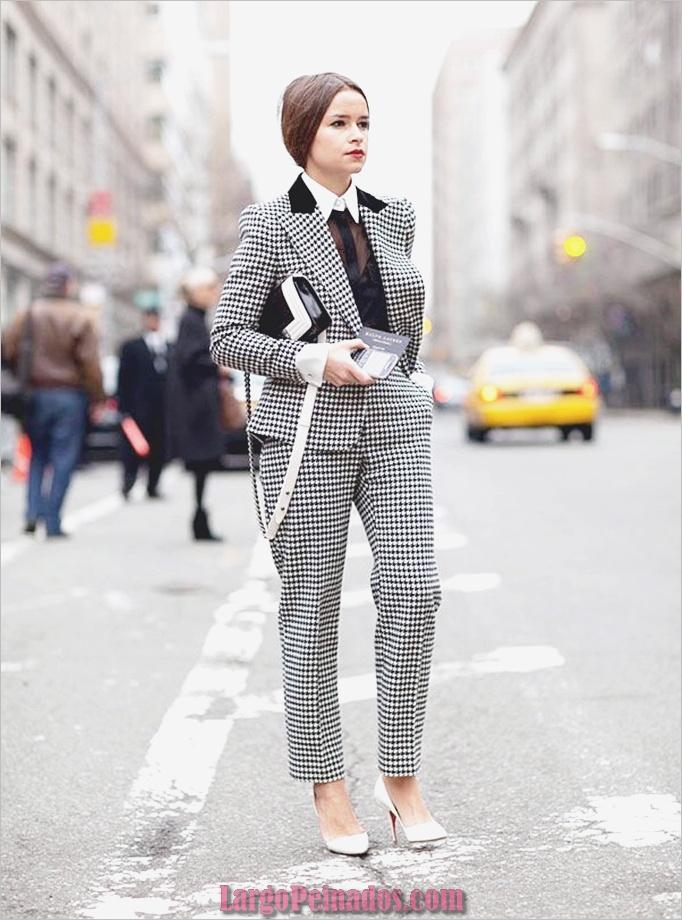 Moda-Trajes de trabajo-Ideas