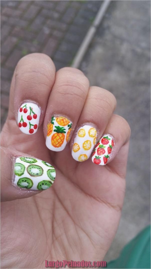 Diseños de Arte de Uñas de Verano y Colores00005.