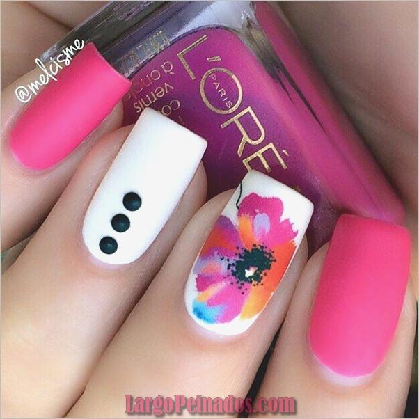 Uñas de primavera diseños e ideas de colores (2)