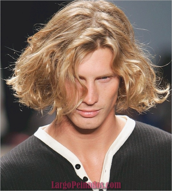 Últimos peinados largos para hombres (17)