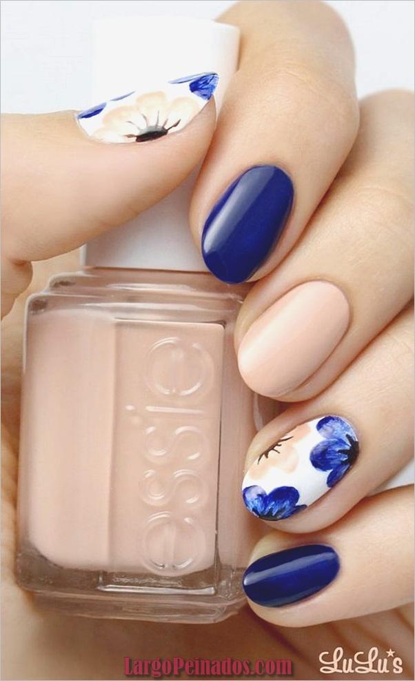 Diferentes diseños e ideas de esmalte de uñas (12)