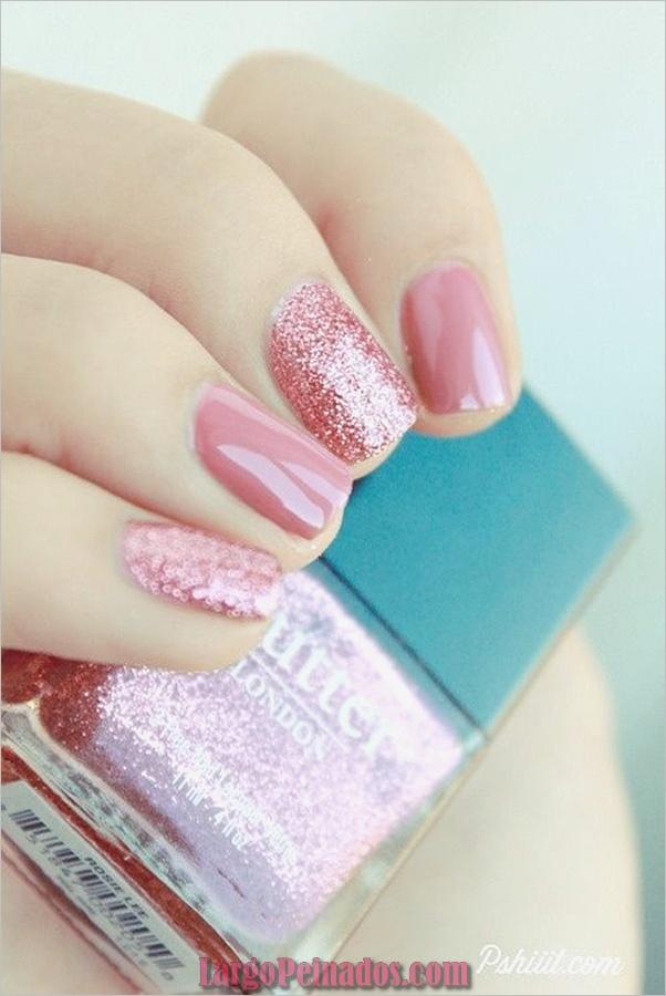Ideas rápidas de arte de uñas para mujeres de oficina (16)