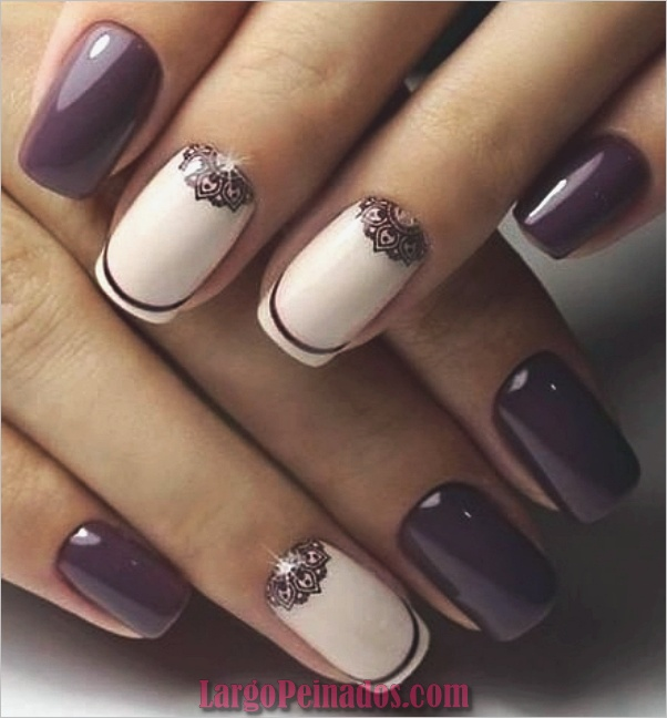 Nochevieja Nails Diseños e Ideas