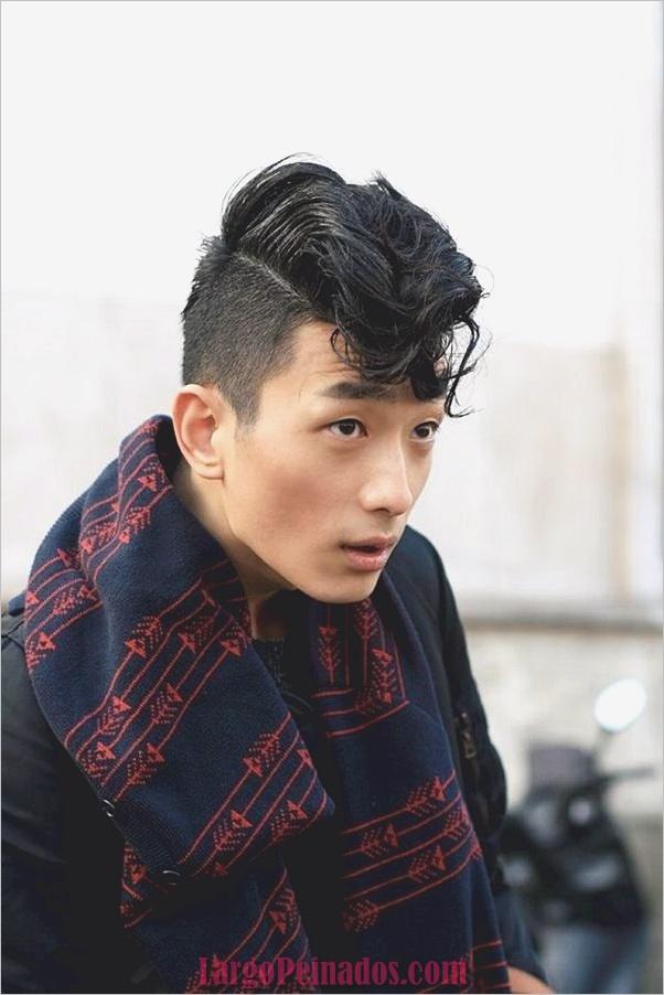 Los hombres coreanos peinados (2)