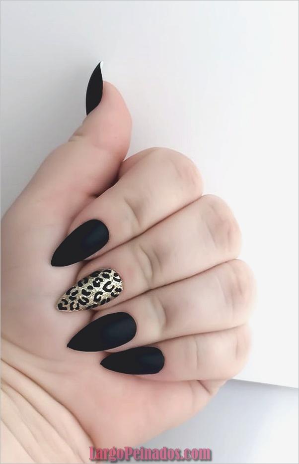 Estampados De Leopardo Del Arte De Uñas (10)