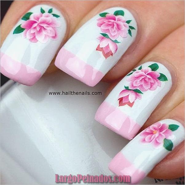 Uñas de primavera diseños e ideas de colores (1)